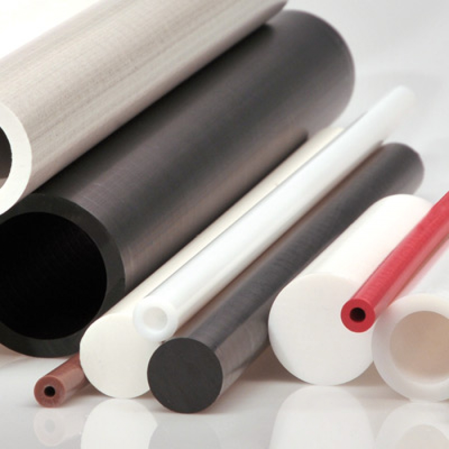 PTFE Tubes and PTFE Rods